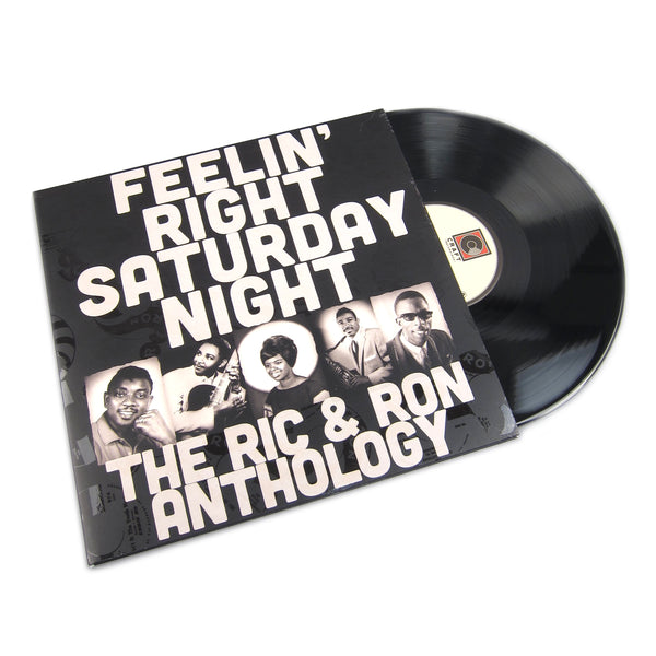 Craft Recordings: Feelin' Right Saturday Night - The Ric & Ron Anthology Vinyl 2LP (Record Store Day)