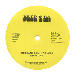 Richard Davis: Methane Sea Vinyl 12""
