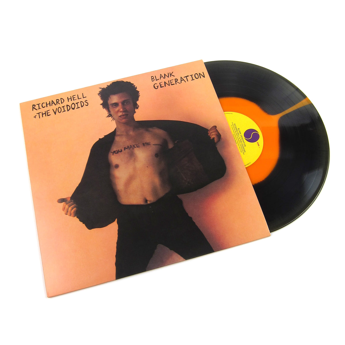 Richard Hell & The Voidoids: Blank Generation (Indie Exclusive Colored Vinyl) Vinyl LP