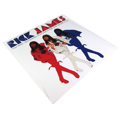 "Rick James: You And I (Extended M & M Mix) Vinyl 12"" (Record Store Day 2014)"