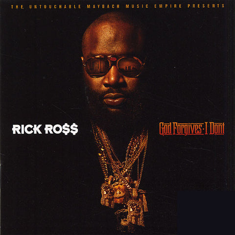 Rick Ross: God Forgives, I Don't Vinyl 2LP