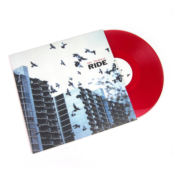 Ride: OX4 - The Best Of Ride (Colored Vinyl) Vinyl 2LP