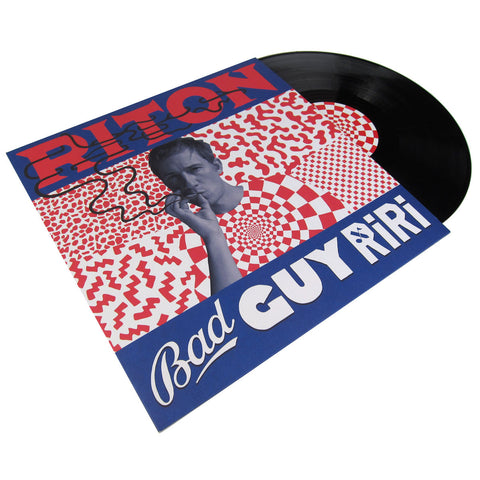 Riton: Bad Guy Ri Ri (Spank Rock, Irfane, Free MP3) Vinyl 12""