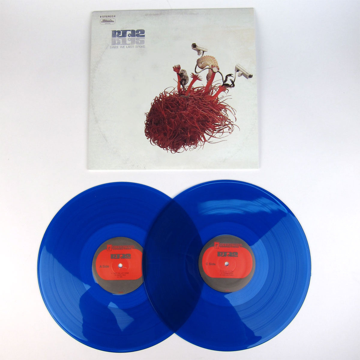 RJD2: Since We Last Spoke (Colored Vinyl) Vinyl 2LP
