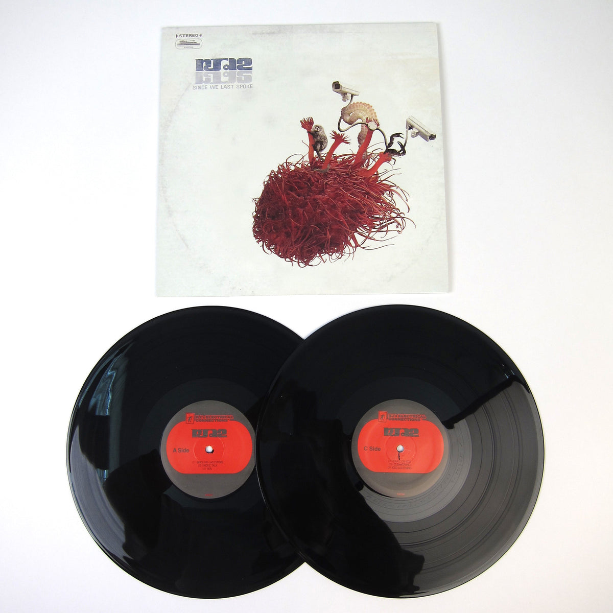 RJD2: Since We Last Spoke Vinyl 2LP