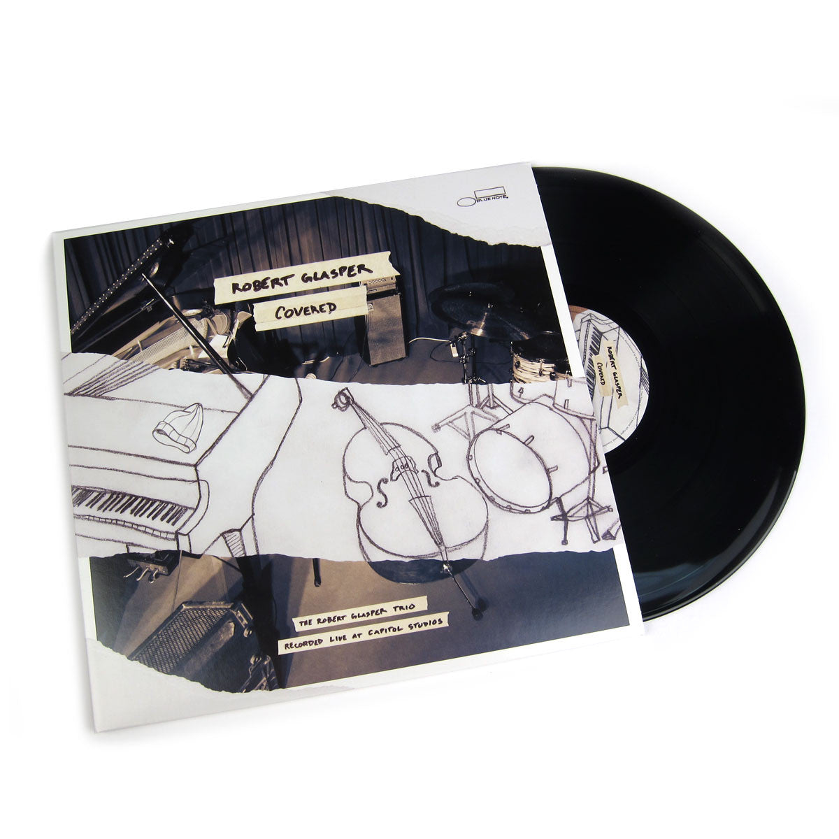Robert Glasper: Covered (180g) Vinyl 2LP