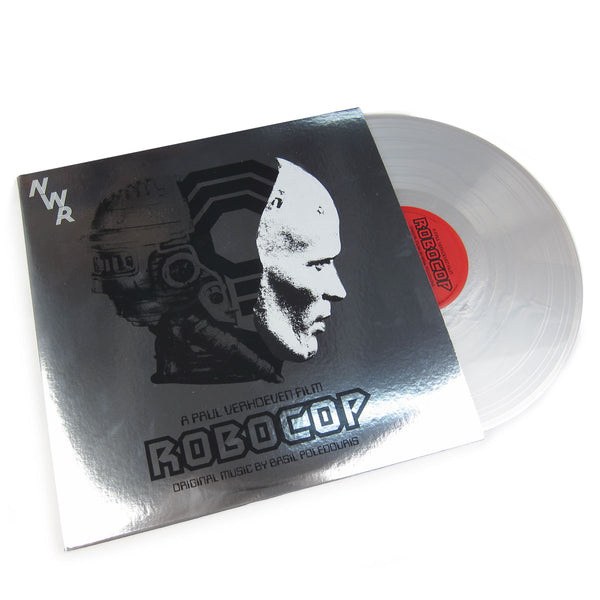 Basil Poledouris: Robocop (Colored Vinyl) Vinyl 2LP