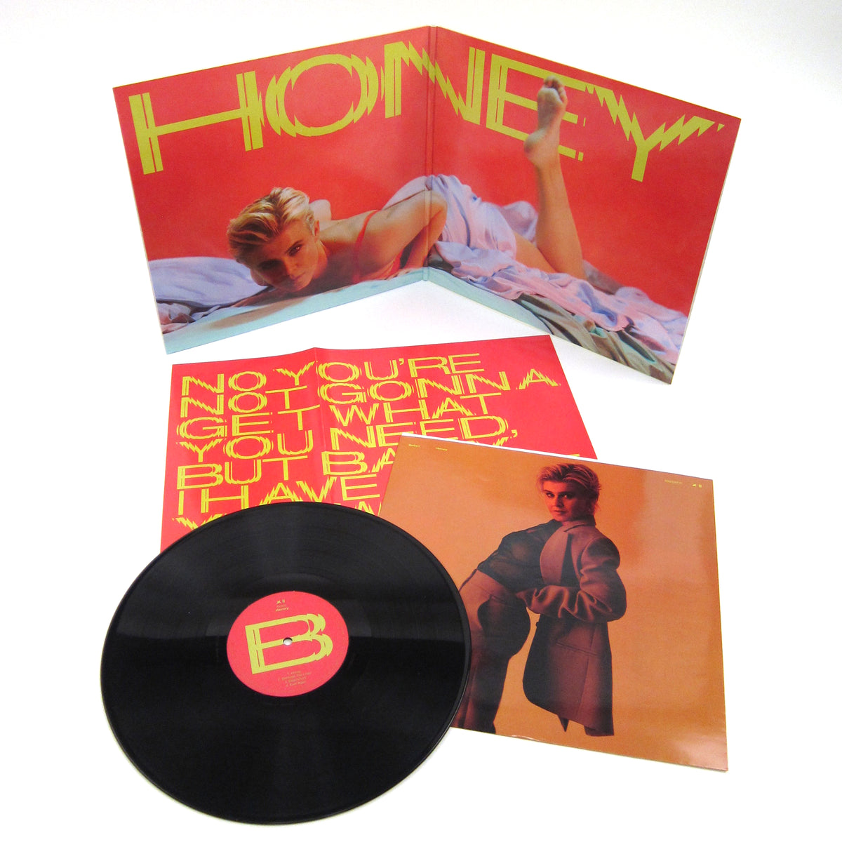 Robyn: Honey Vinyl LP