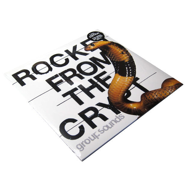 Rocket From The Crypt: Group Sounds (Record Store Day, 180g) LP