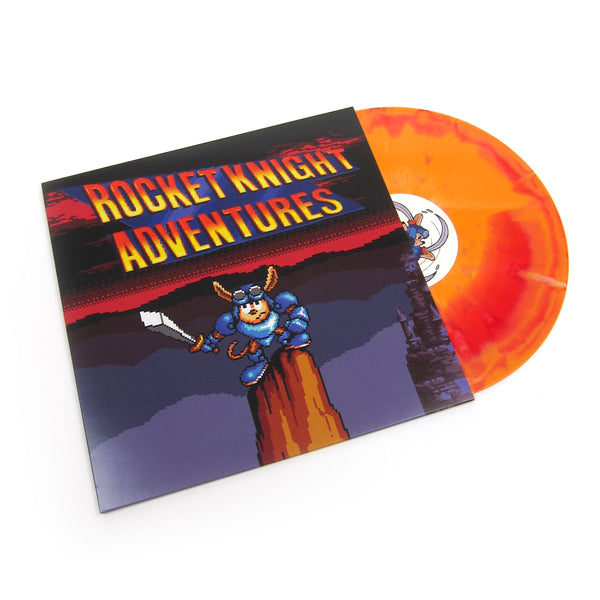 Konami Kukeiha Club: Rocket Knight Adventures (Colored Vinyl) Vinyl LP