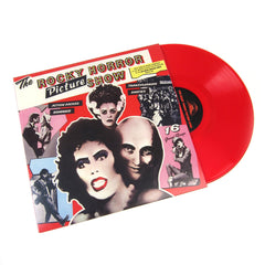 Rocky Horror Picture Show: Soundtrack (Red Colored Vinyl) Vinyl LP