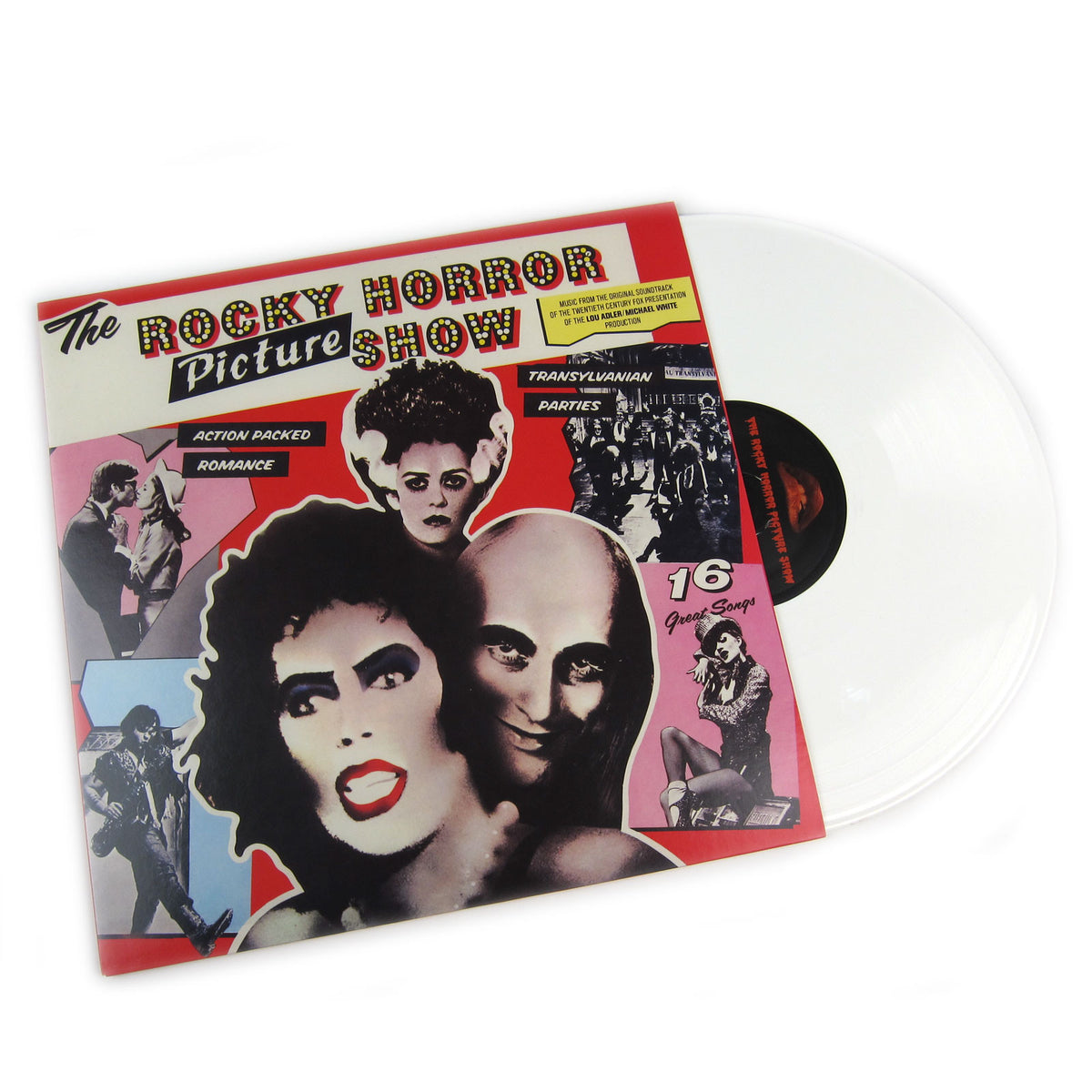 Rocky Horror Picture Show: Original Soundtrack (Colored Vinyl) Vinyl LP