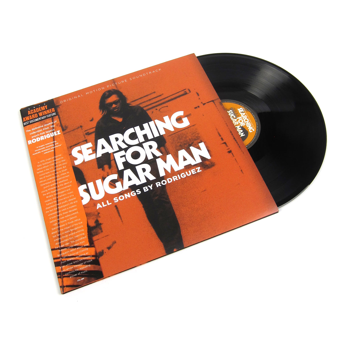 Rodriguez: Searching for Sugar Man Original Soundtrack (180g) 2LP