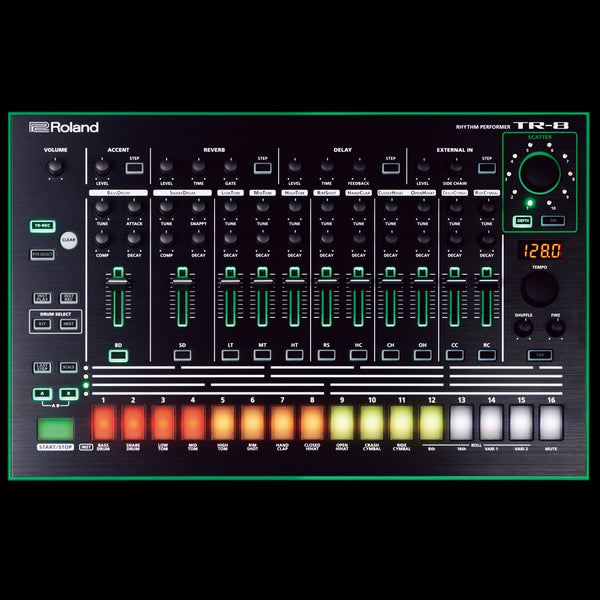Roland: AIRA TR-8 (TR-808) Drum Machine top