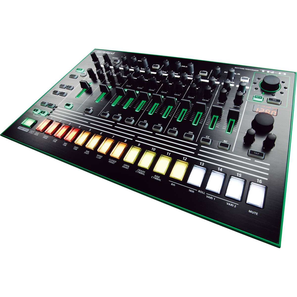 Roland: AIRA TR-8 (TR-808) Drum Machine