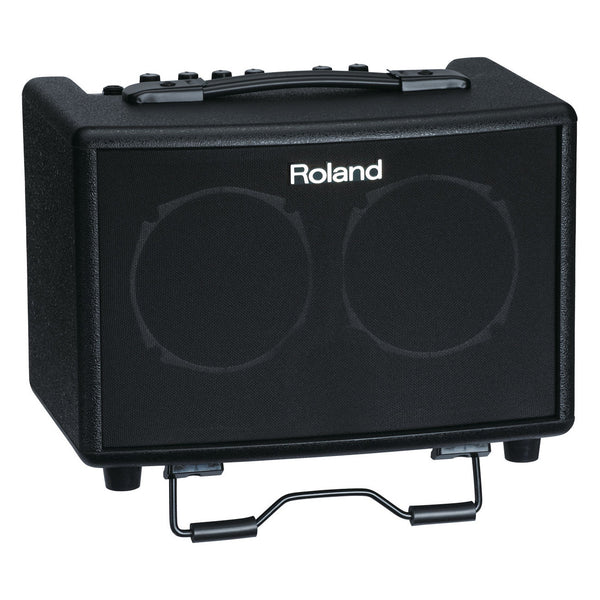 Roland: AC_33 30-Watt Battery Powered Black Portable Acoustic Amp
