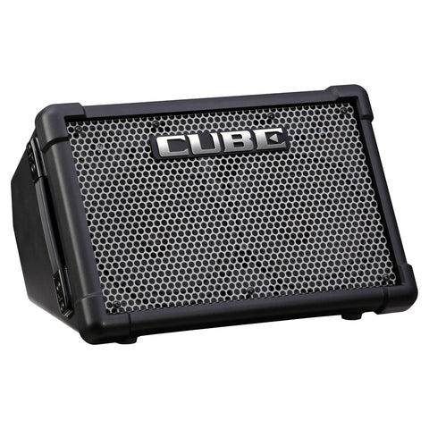 Roland: Cube Street EX Battery Powered Stereo Amplifier (CUBE-ST-EX)