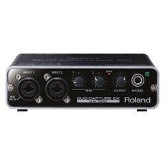 Roland: Duo-Capture EX USB Audio Interface (UA-22)