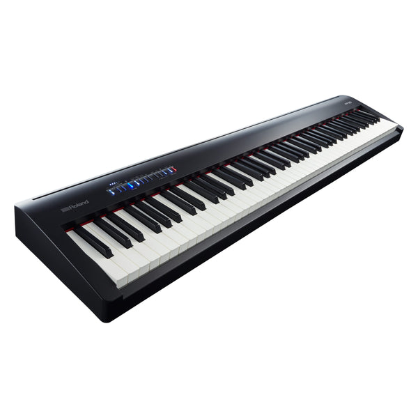 Roland: FP-30 Digital Piano - Black (FP-30-BK)