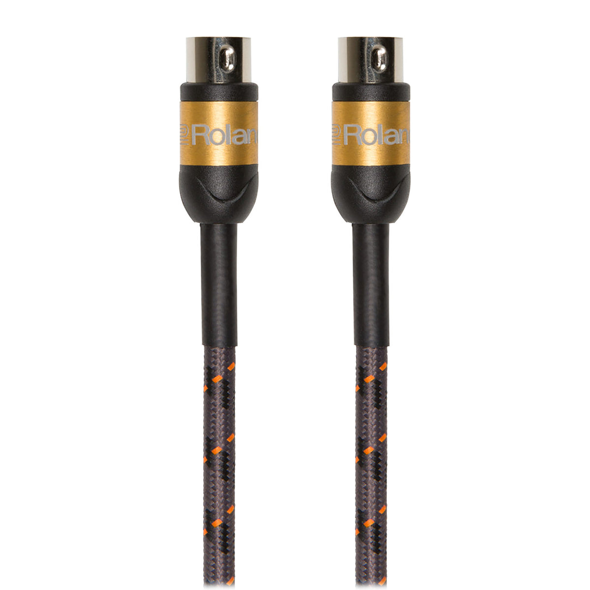 Roland: Gold Series MIDI Cable - 10 ft. (RMIDI-G10)