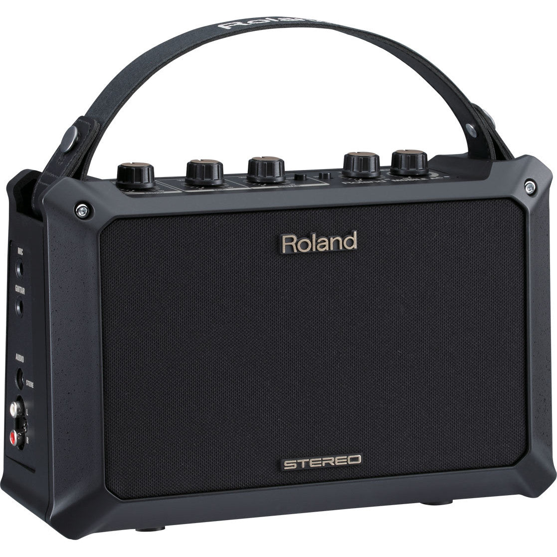 roland mobile ac battery power acoustic portable guitar amp. Black Bedroom Furniture Sets. Home Design Ideas