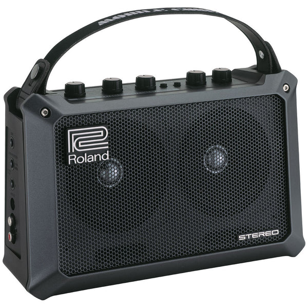Roland: Mobile Cube Battery-Powered Stereo Amplifier