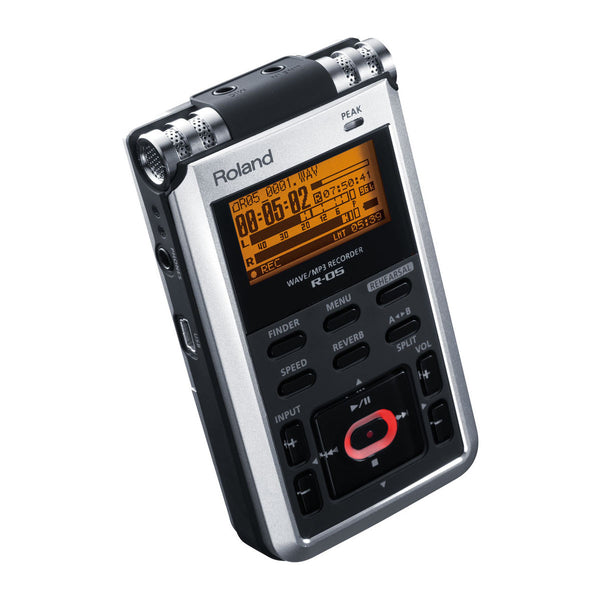 Roland: R-05 Portable Wave / MP3 Recorder