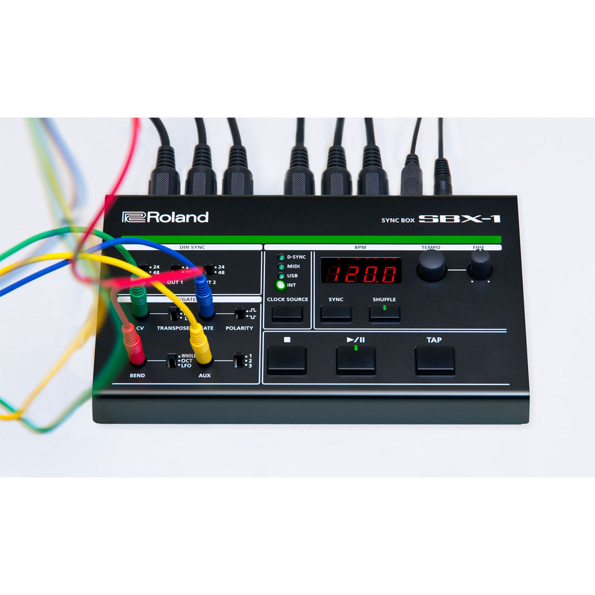 Roland: SBX-1 Sync Box wired