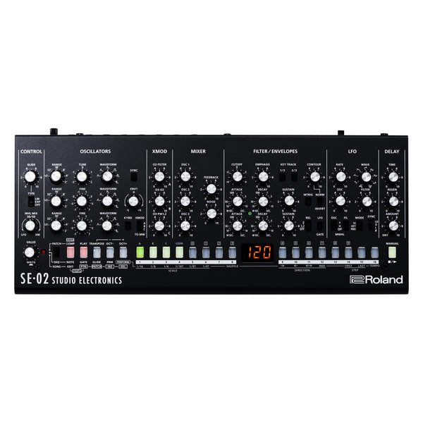 Roland: SE-02 Analog Synthesizer - PRE-ORDER