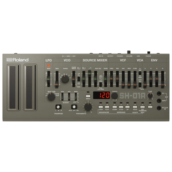 Roland: SH-01A Synthesizer Sound Module