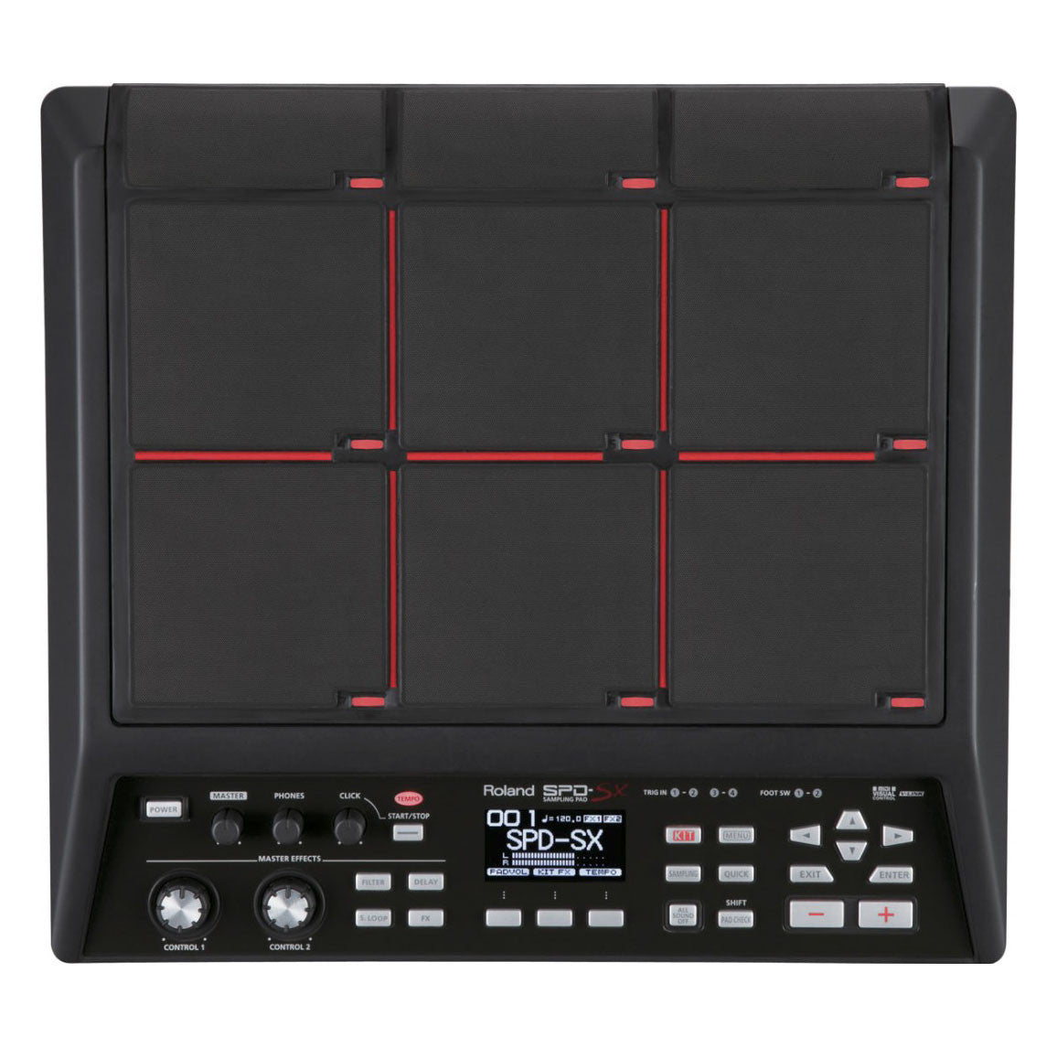 Roland: SPD-SX Sampling Percussion Pad