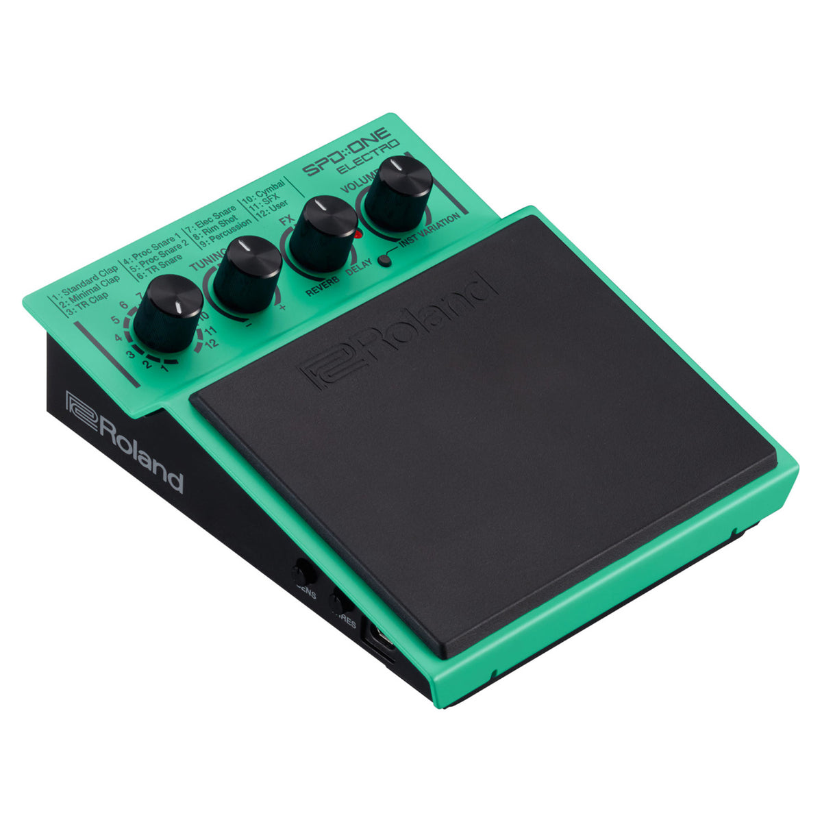 Roland: SPD-ONE ELECTRO Percussion Pad (SPD-1E)