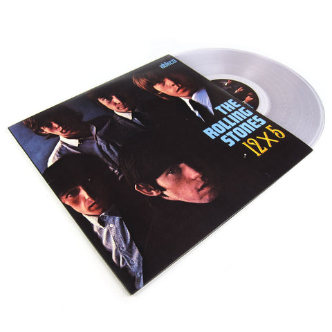 The Rolling Stones: 12 x 5 (Colored Vinyl) Vinyl LP