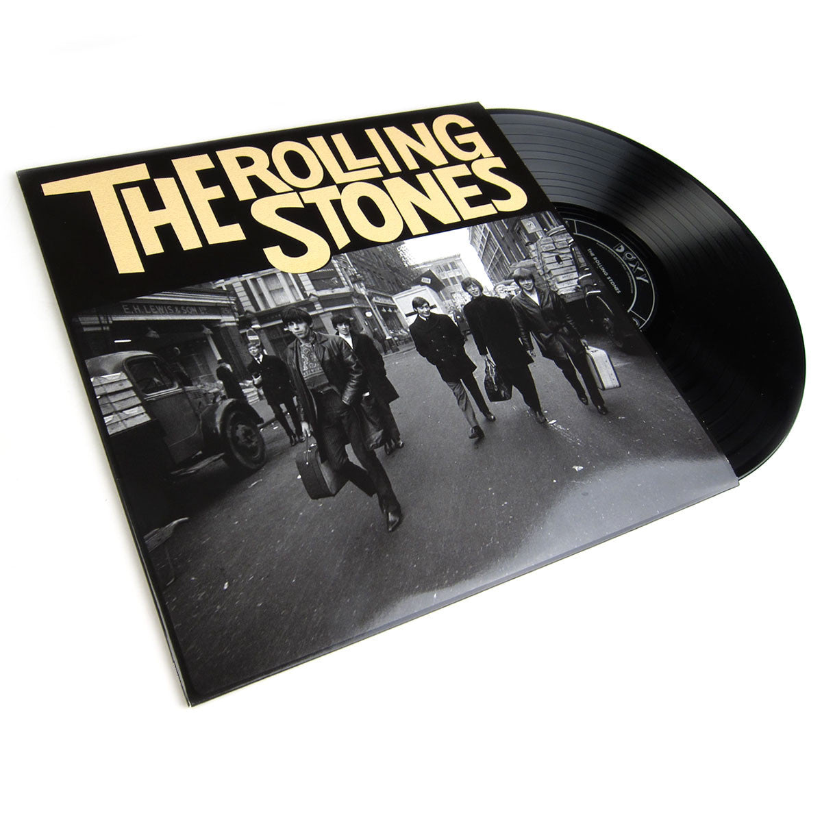 The Rolling Stones: The Rolling Stones Vinyl - 1963 Studio Sessions LP