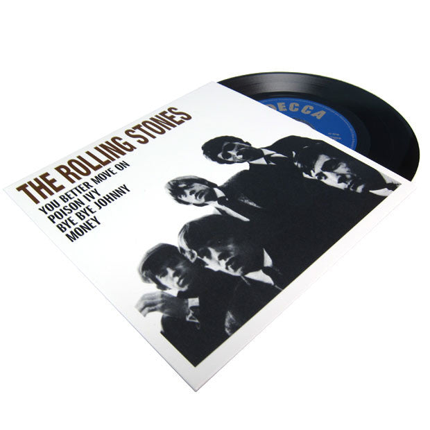 The Rolling Stones: The Rolling Stones EP