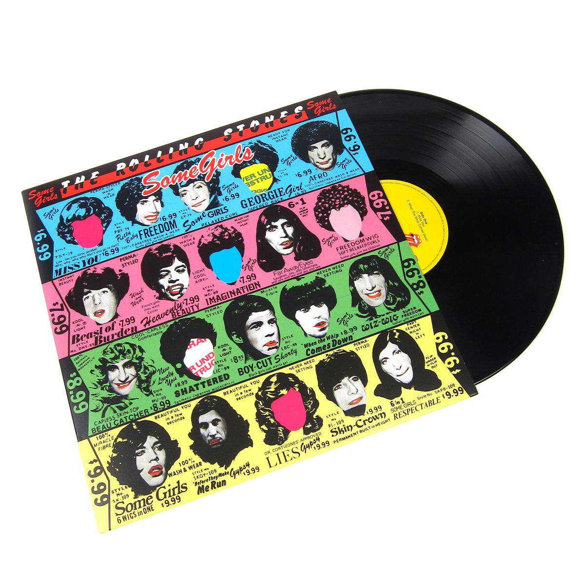 The Rolling Stones: Some Girls (180g) Vinyl LP