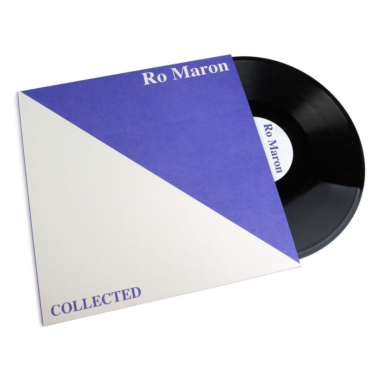 Ro Maron: Collected #1 (New Beat) Vinyl 2LP+CD