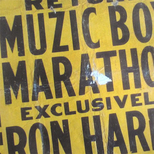 Ron Hardy: Muzic Box Classics #3 CD