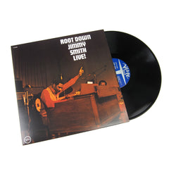 Jimmy Smith: Root Down - Jimmy Smith Live! (180g) Vinyl LP
