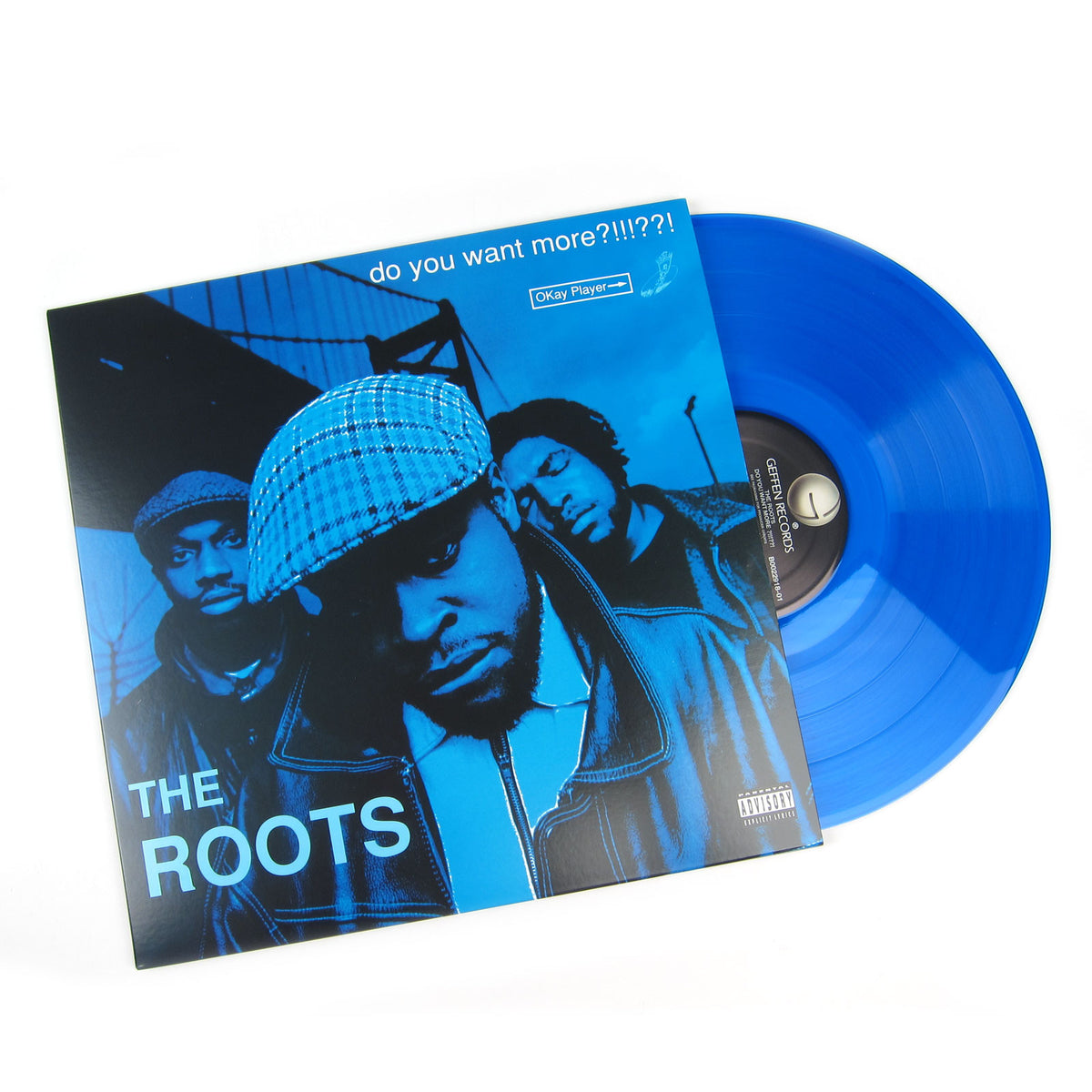 The Roots: Do You Want More (Colored Vinyl) Vinyl 2LP