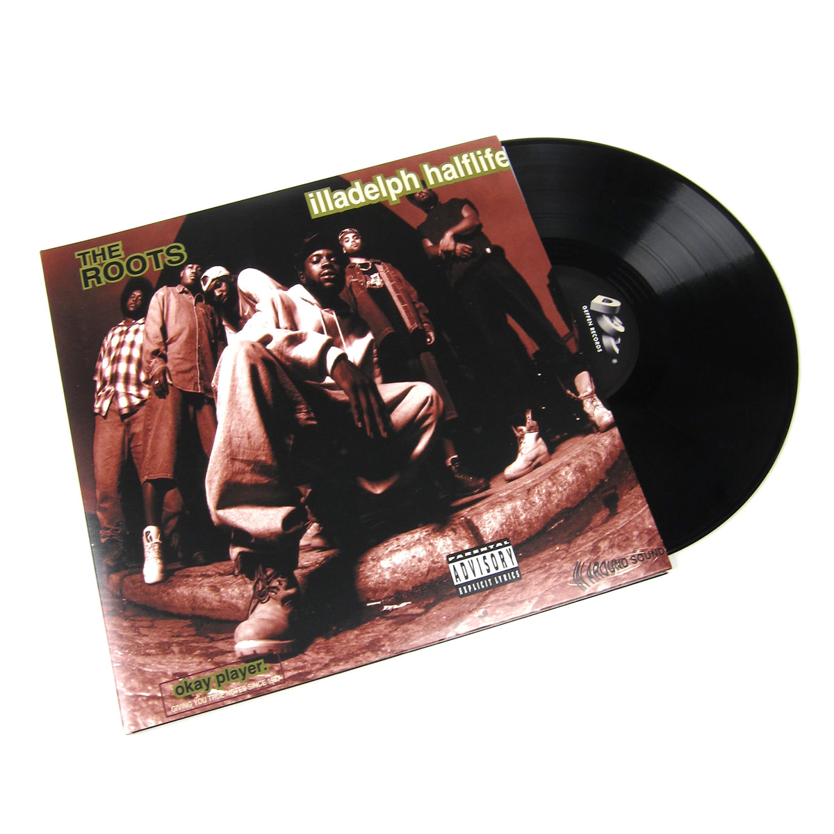The Roots: Illadelph Halflife Vinyl 2LP