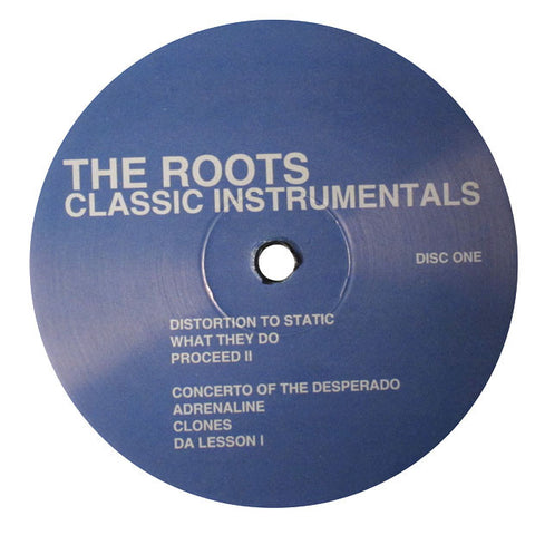 The Roots: Classic Instrumentals 2LP