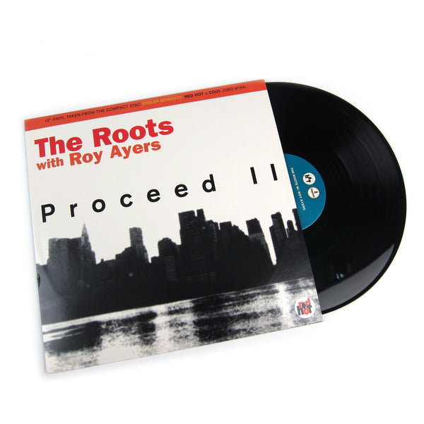 "The Roots / Roy Ayers: Proceed II Vinyl 12"" (Deadstock)"