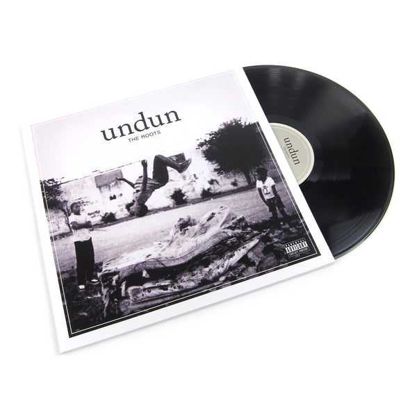 The Roots: Undun Vinyl LP