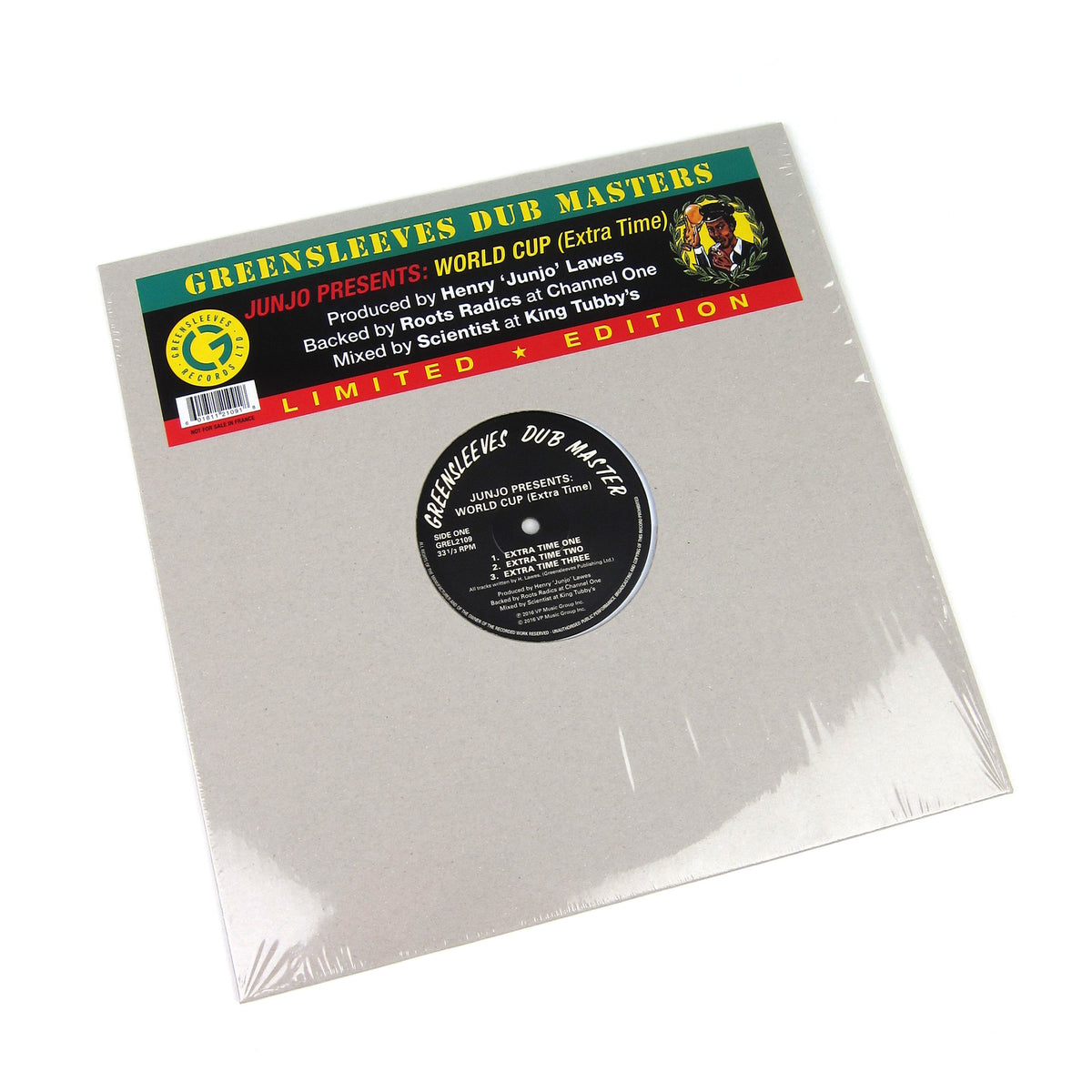 Roots Radics: World Cup / Extra Time Vinyl LP (Record Store Day)