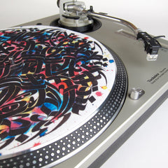 Turntable Lab: Rostarr x Turntable Lab Audiosetup Slipmats