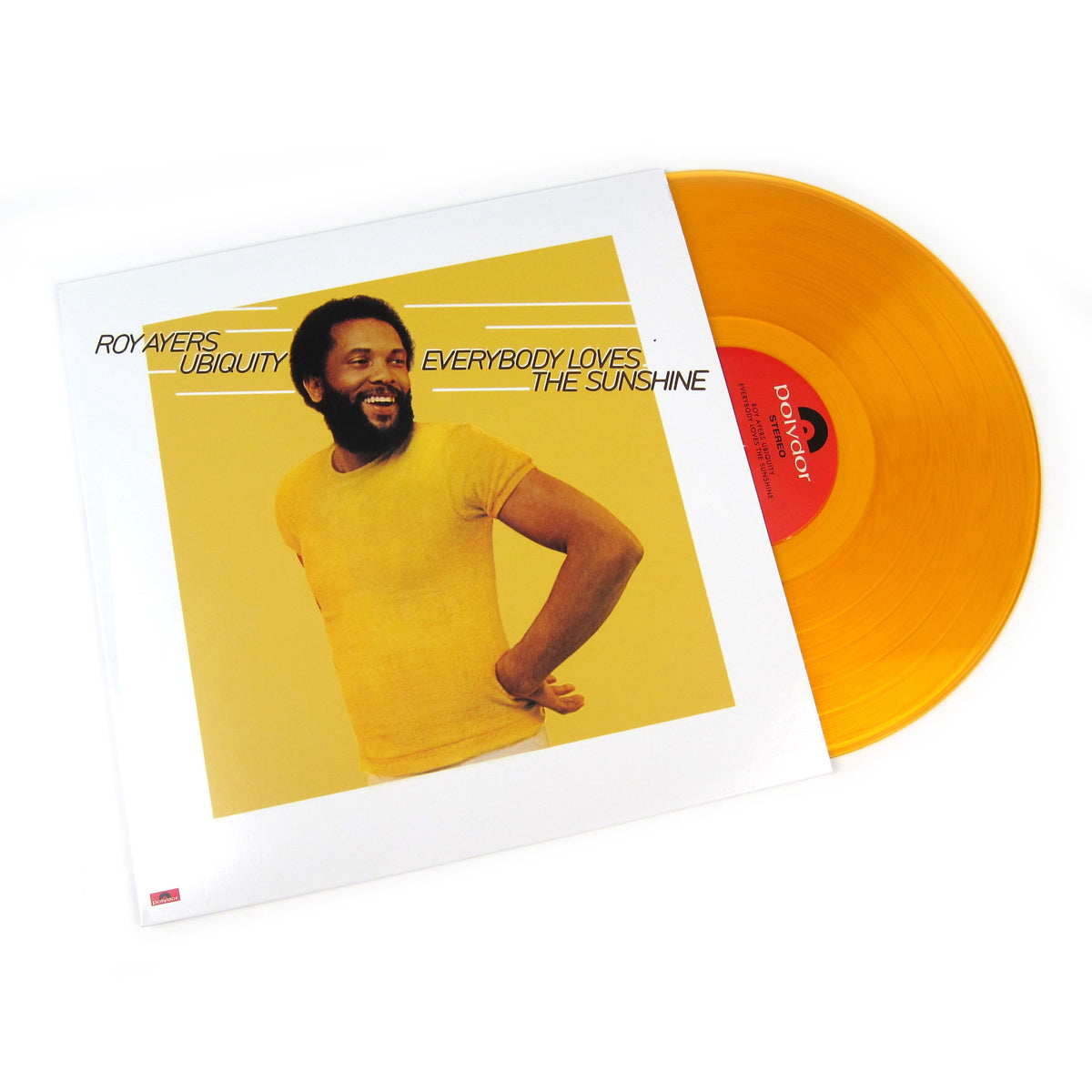 Roy Ayers Ubiquity: Everybody Loves The Sunshine (Colored Vinyl) Vinyl LP