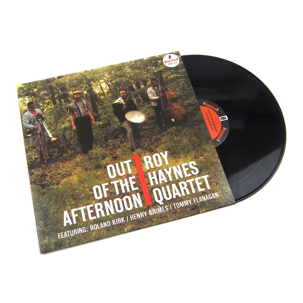 Roy Haynes Quartet: Out Of The Afternoon Vinyl LP
