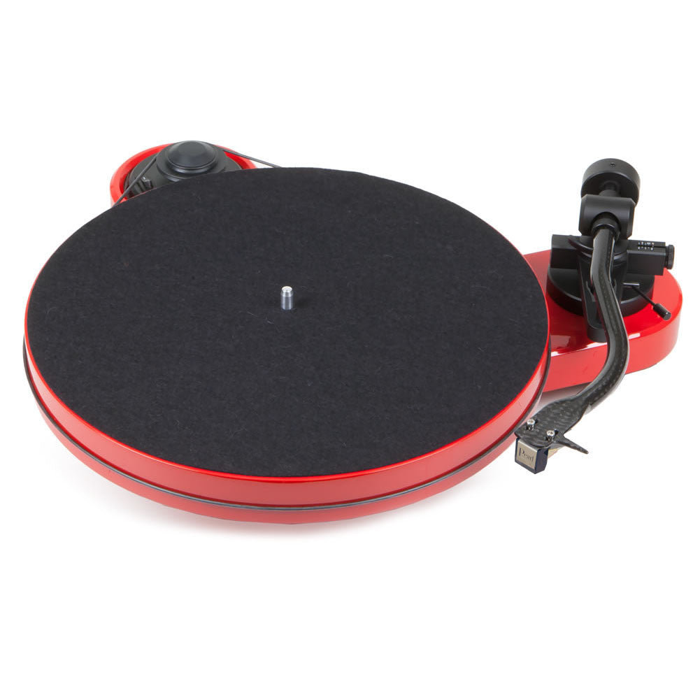 Pro-Ject: RPM 1 Carbon Turntable - Red