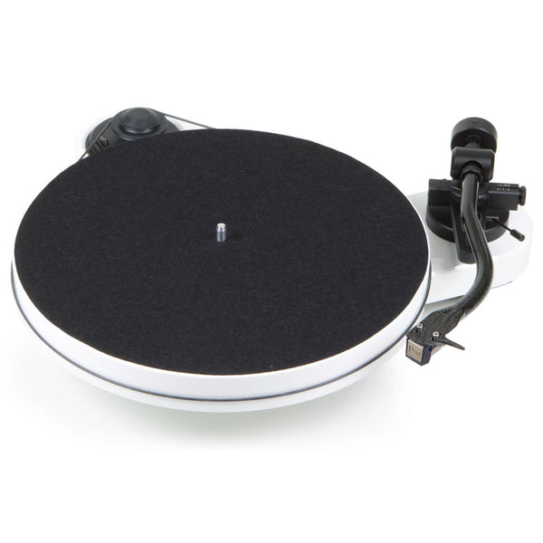 Pro-Ject: RPM 1 Carbon Turntable - White